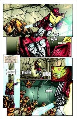 the complete okko books preview transformers regeneration one 90 by furman