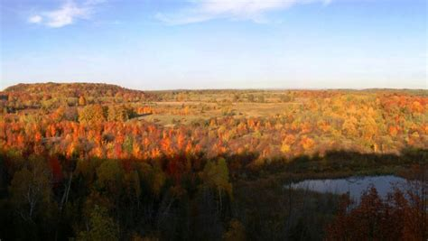 top  places  ontario   fall colours