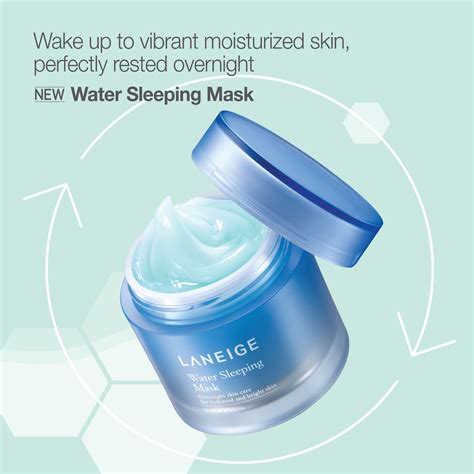 List Laneige new pack laneige water sleeping mask 15 ml elevenia