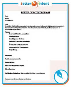 letter of intent to buy a business template find our what letter of intent format to use letter of