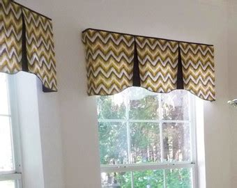 Window Toppers Window Valance Etsy