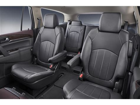 buick enclave interior pictures buick enclave prices reviews and pictures u s news