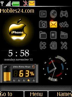 iphone themes java download iphone nokia theme free nokia 6500 slide theme download