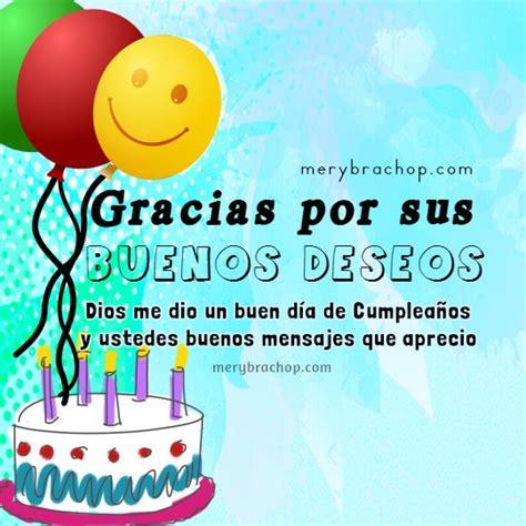 imagenes para agradecer x mi cumpleaños mensajes para mi facebook cuando me felicitan por