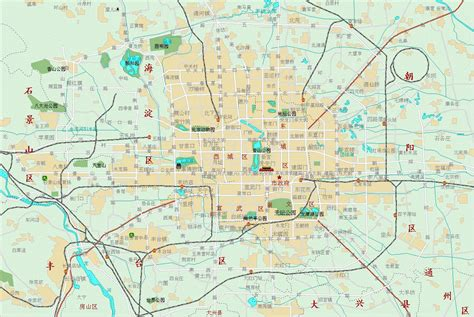 beijing map large beijing maps for free and print high resolution and detailed maps