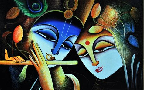 painting hd radha krishna paintings awesome hd images hd wallpapers