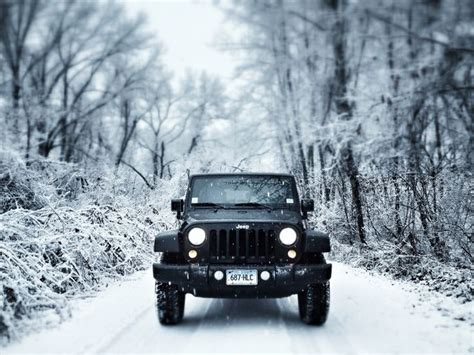 Winter Jeep Getting Your Jeep Ready For Winter With Terrain