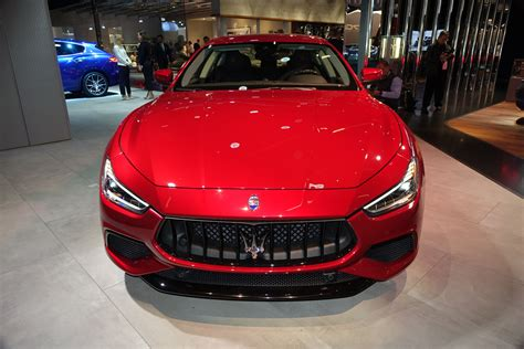 New Maserati Ghibli by 2018 Maserati Ghibli Preview