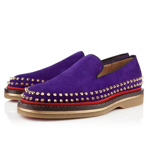 bottom loafers 2018 christian louboutin bottom fredapoitiers loafers