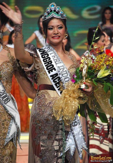 kapanlagi com blog 2009 finalis aceh terpilih jadi puteri indonesia 2009