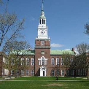 Dartmouth College Mba Admission Requirements by Studyqa Ba Program American Studies Program In