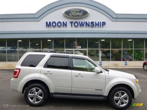 2008 ford escape light 2008 light metallic ford escape limited 96222950