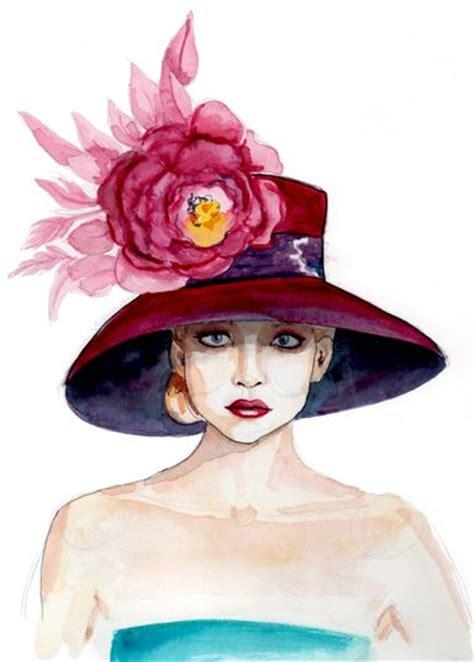 fashion illustration hats 488 best images about fashion illustration on