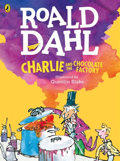 roald dahl book pictures and the chocolate factory colour edition by