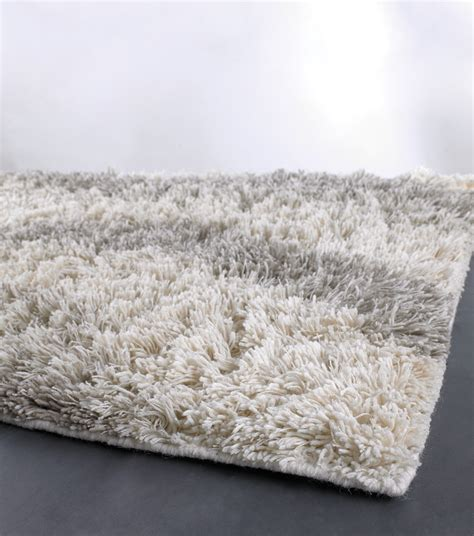 Alba Gray 2 X 3 Shag Rug From The Sold Out Clearance Modern Shag Rug