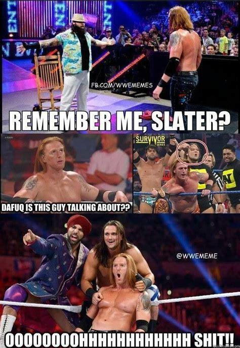Pro Wrestling Memes - hahahaha wrestling funny pinterest wwe superstars