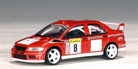 2002 Mitsubishi Lancer Evolution 7 Biru Skala 64 Jdm Tuner autoart 2002 mitsubishi lancer evo vii wrc a mcrae d senior 8 28012 in 1 64 scale mdiecast