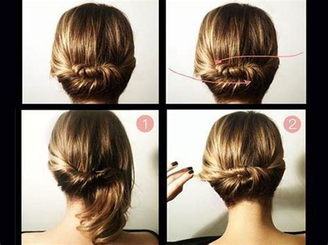 Cute Hairstyles On Yourself | easy hairstyles for long hair to do yourself google