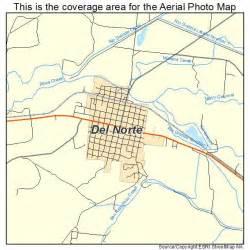 aerial photography map of norte co colorado