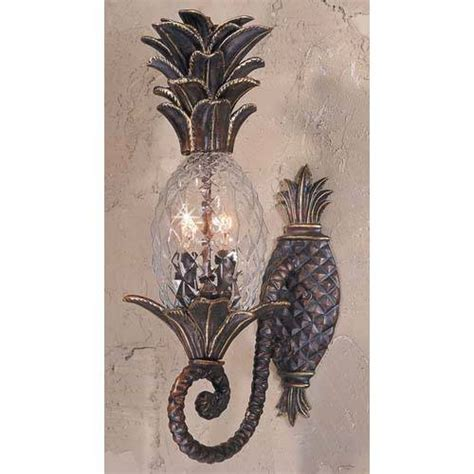 Outdoor Pineapple Light Outdoor Wall Lighting Pineapple Home Decor Interior Exterior