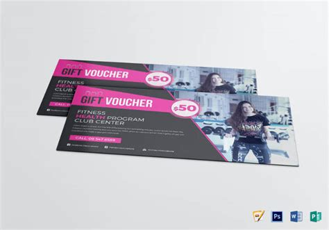 promotional cards templates coupon voucher design template 39 free word jpg psd