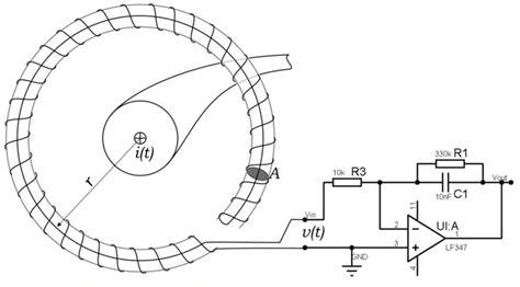 rogowski coil t m atlantic