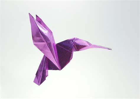 Origami Hummingbird - origami hummingbird 28 images origami hummingbird