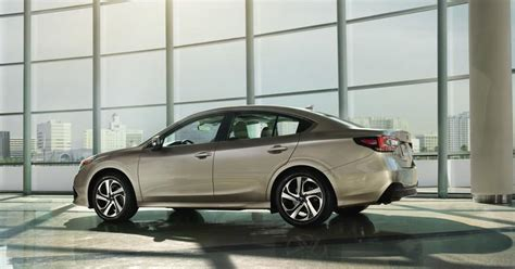 When Will The 2020 Subaru Legacy Go On Sale by 2020 Subaru Legacy Brings New Engine And Tech To Chicago
