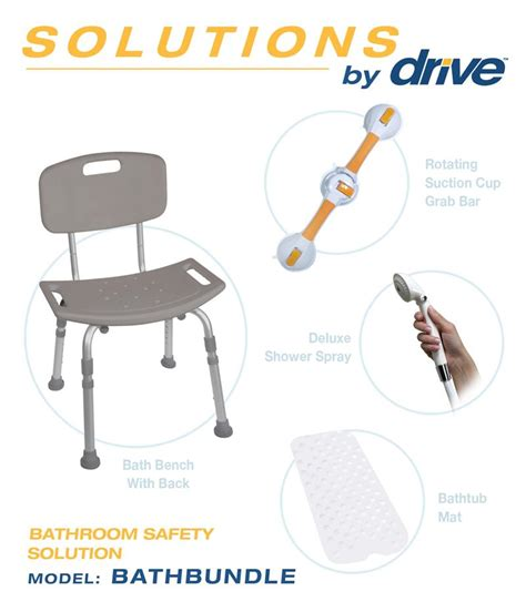 bathroom safety equipment bathroom safety solution by drive medical adaptive