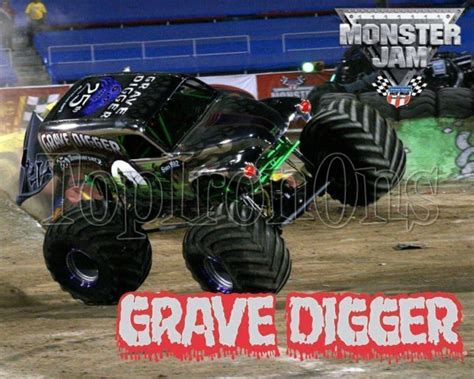 grave digger truck fabric grave digger truck shirt iron on transfer 4 grave