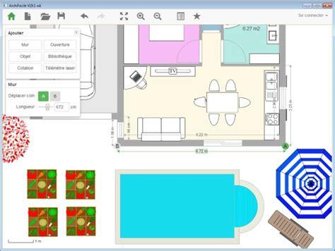 Dessiner Un Plan De Maison 3784 by Plan D Abris De Jardin Gratuit Logiciel Archifacile
