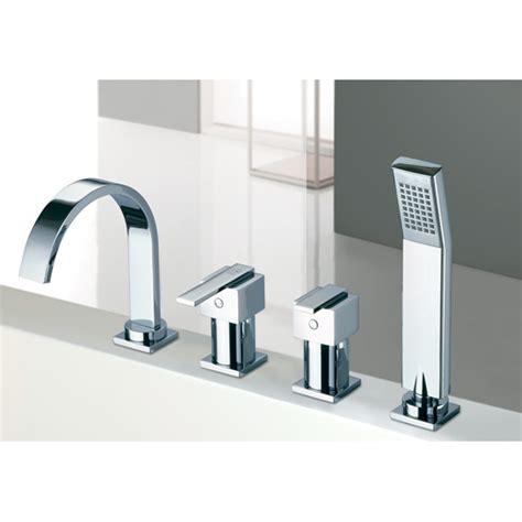 rubinetteria bordo vasca klip miscelatore monocomando bordo vasca bagno italiano