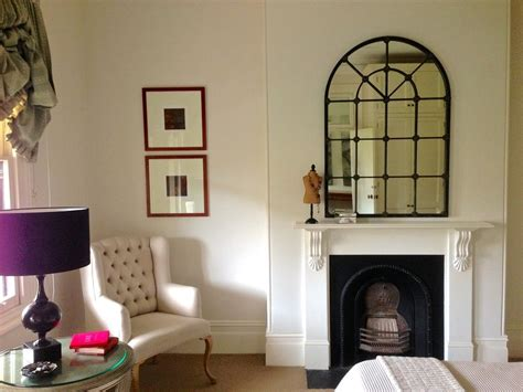 Mirror Fireplace by Mirrors Fireplace Decoration Ideas Homesfeed