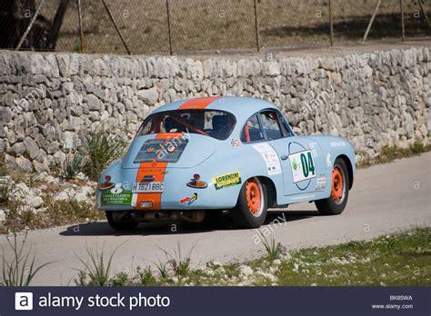 gulf racing truck 1963 porsche 356 roadster gulf racing colours classic
