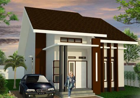 desain rumah type 60 desain rumah minimalis type 60 terbaru rumah bagus minimalis