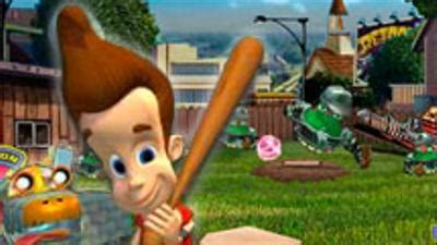 backyard nickelodeon jimmy neutron backyard smashball