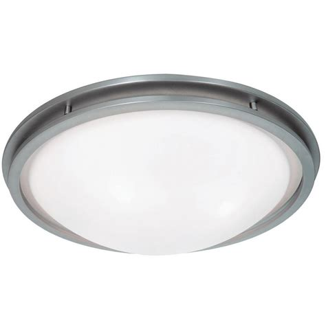 Light Fixtures Home Depot Ceiling Home Depot Lighting Fixtures Ceiling Hton Bay 3 Light Brushed Steel Ceiling Mount