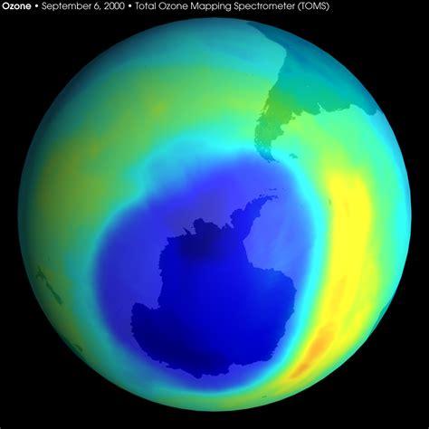 Sodet Kayu No 10 Ozone largest ozone antarctica image of the day