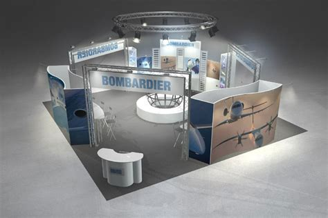 custom booth design trade show 4 benefits of having a custom trade show booth design