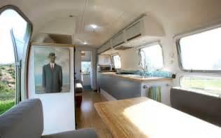 airstream interior design vintage airstream remodel ideas rv travel interior