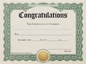 certificate template for congratulation certificates certificate templates