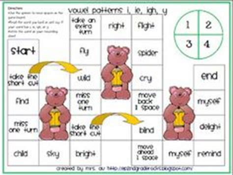 ie pattern words 1000 images about igh on pinterest phonics the long