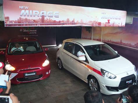 Cover Mantroll Mobil Mirage Hitam Merah mitsubishi mirage sport mulai dijual mobil123
