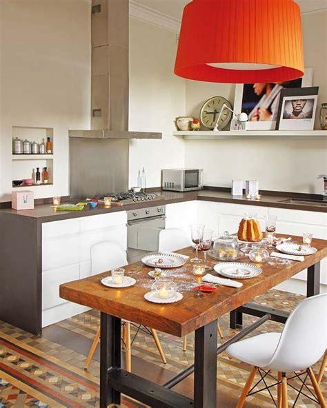 ideas  amueblar la cocina nuevo estilo