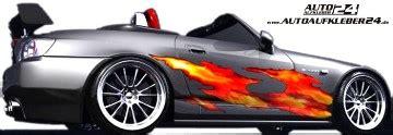 Autoaufkleber 3d Airbrush by Airbrush Aufkleber 3d Flammen Tribals Drachen Drucke