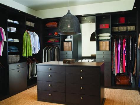 organizing master bedroom closet how to plan a closet organization ideas and pictures hgtv