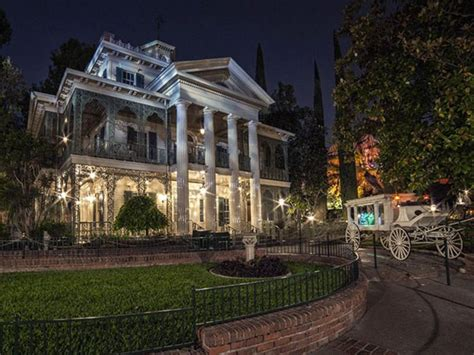 haunted house disneyland is disneyland s haunted mansion actually haunted