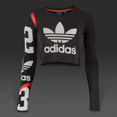 T Shirt Adidas Basketball deals adidas basketball number crop black t shirts