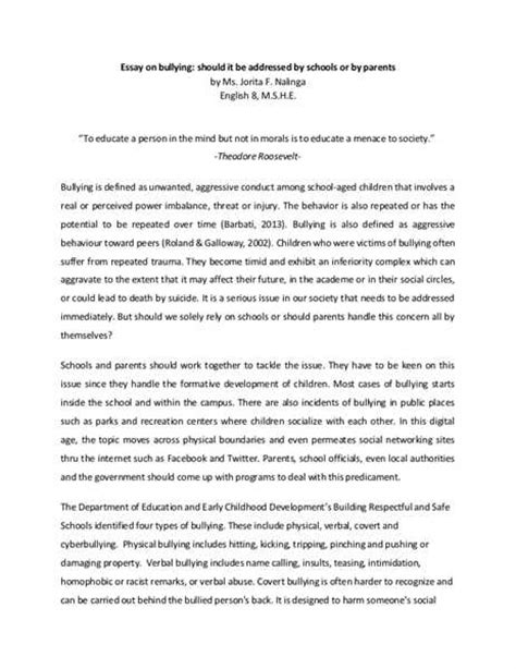 thesis about bullying in philippines thesis about bullying in the philippines pdf cyber essays