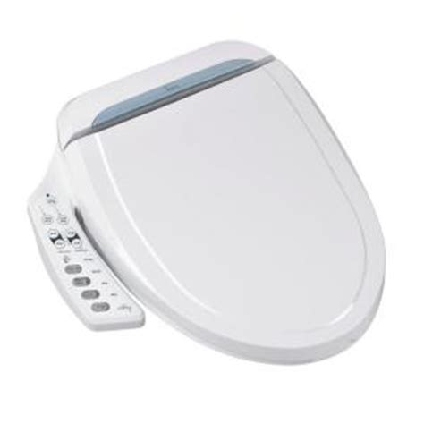 Home Bidet Toilet Seat Porcher Electronic Bidet Seat With Dryer And Deodorizer